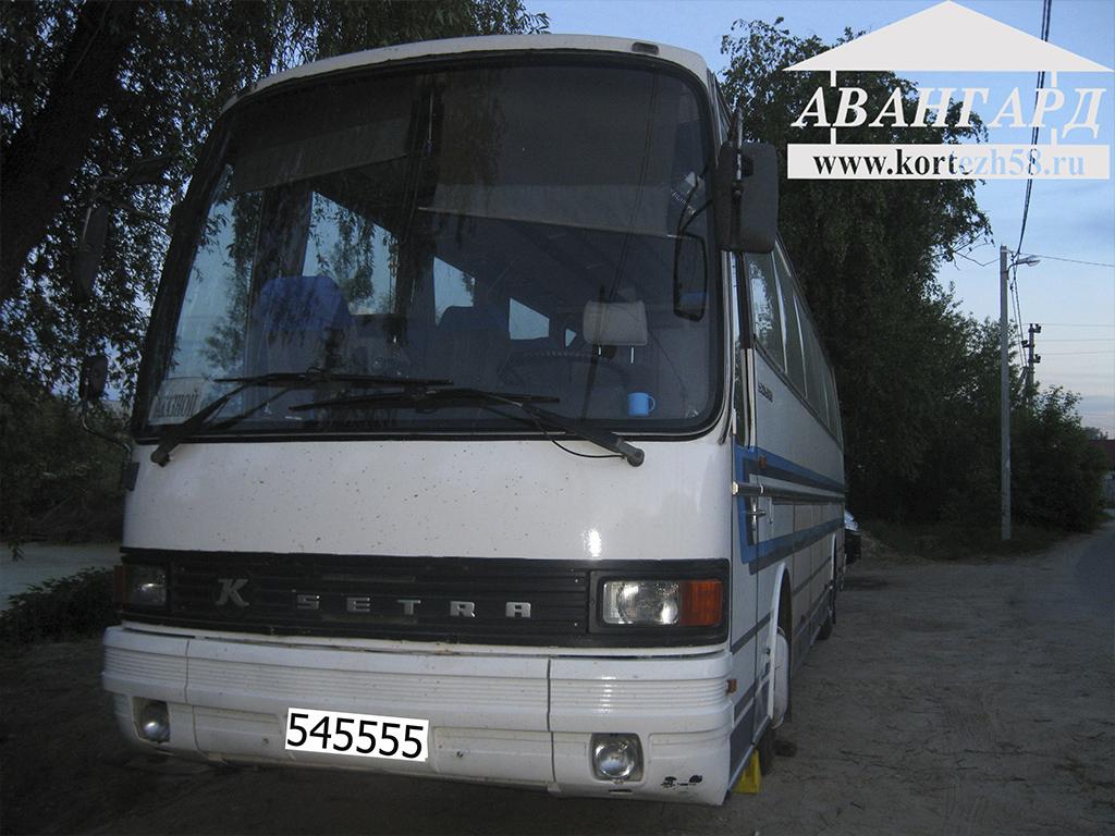 Setra 215 HD